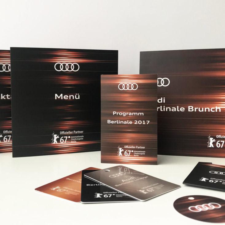 Agentur Ressmann - Audi Berlinale 2017