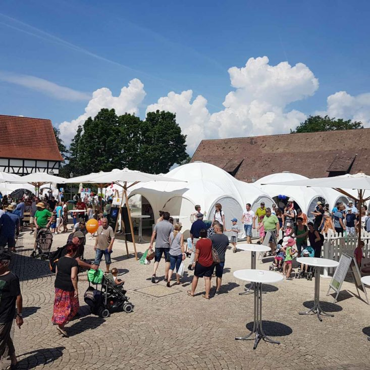 Agentur Ressmann BASF Bauernmarkt