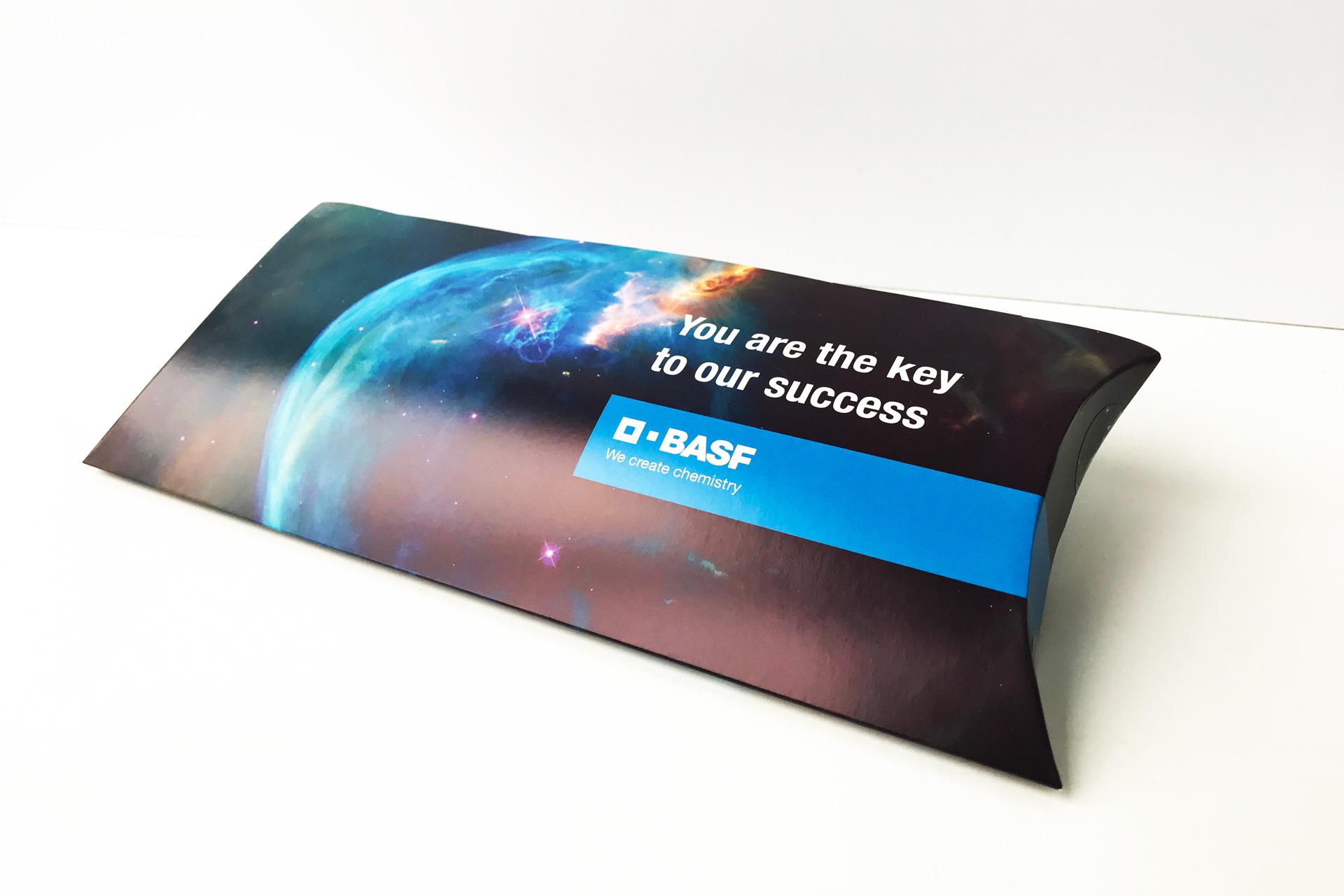 Agentur Ressmann - BASF Hyperion