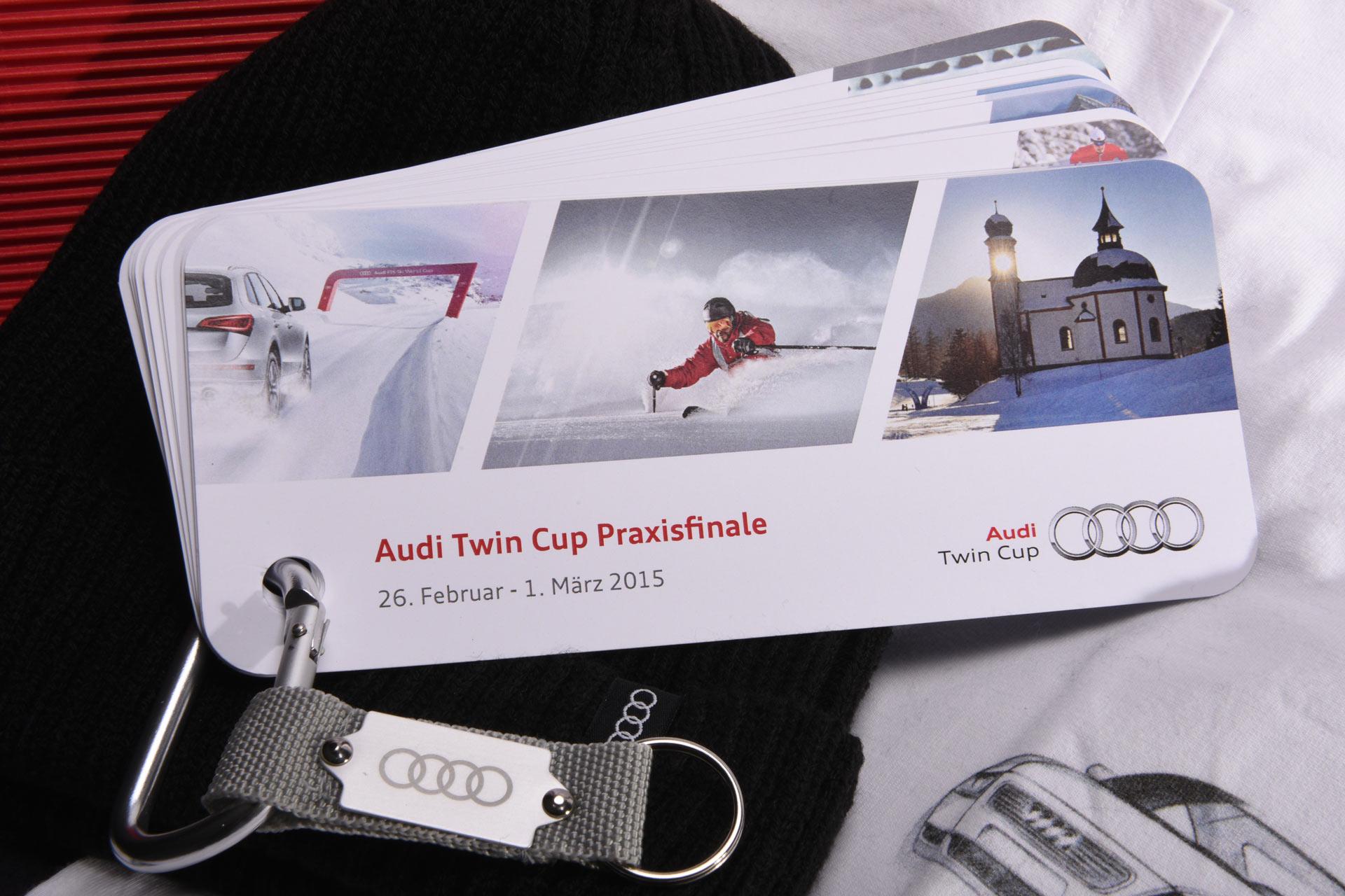 Agentur Ressmann - Audi Twin Cup