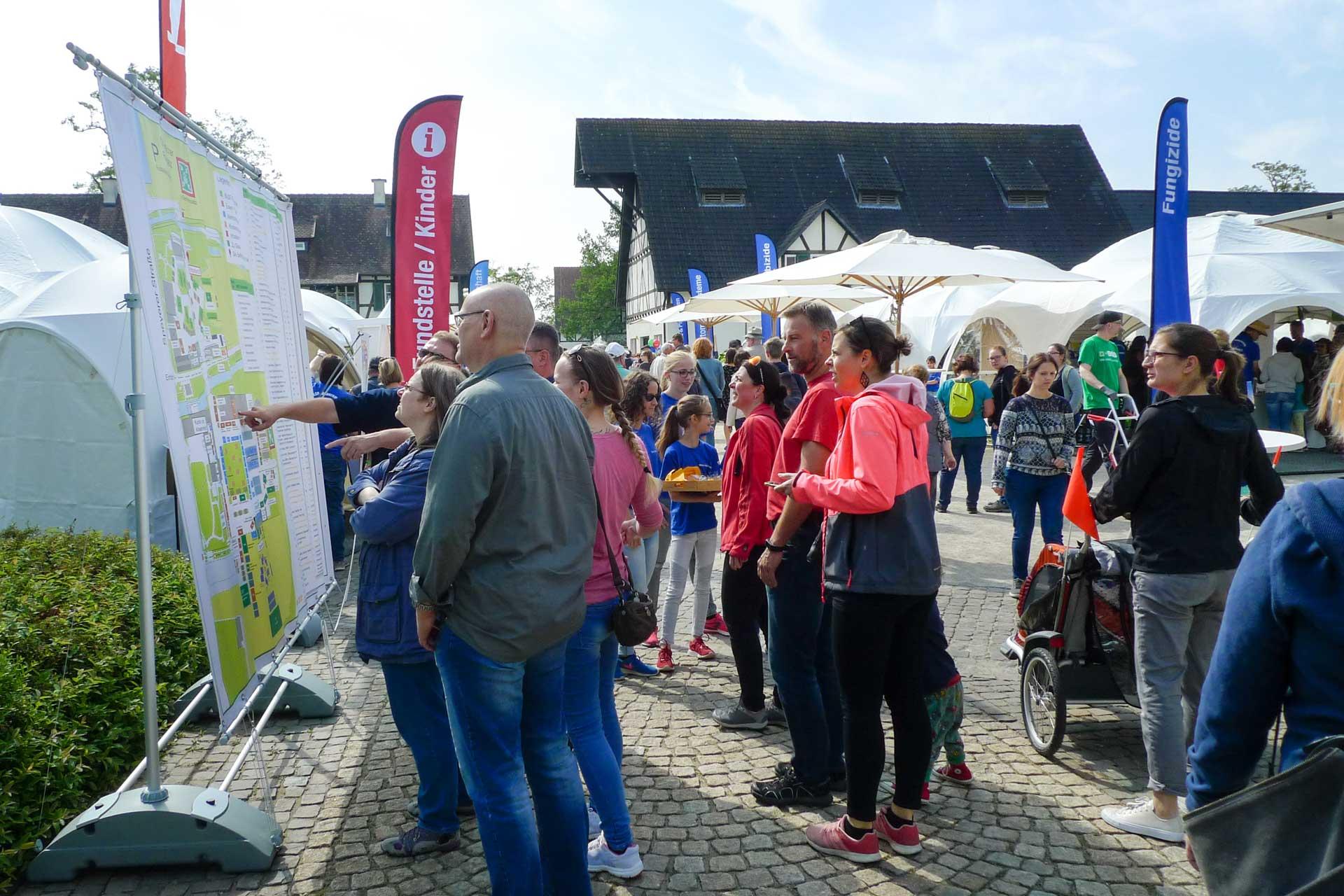 Agentur Ressmann - BASF Bauernmarkt 2018