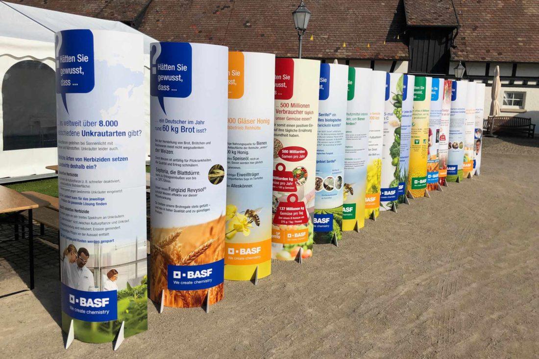 Agentur Ressmann | BASF Bauernmarkt