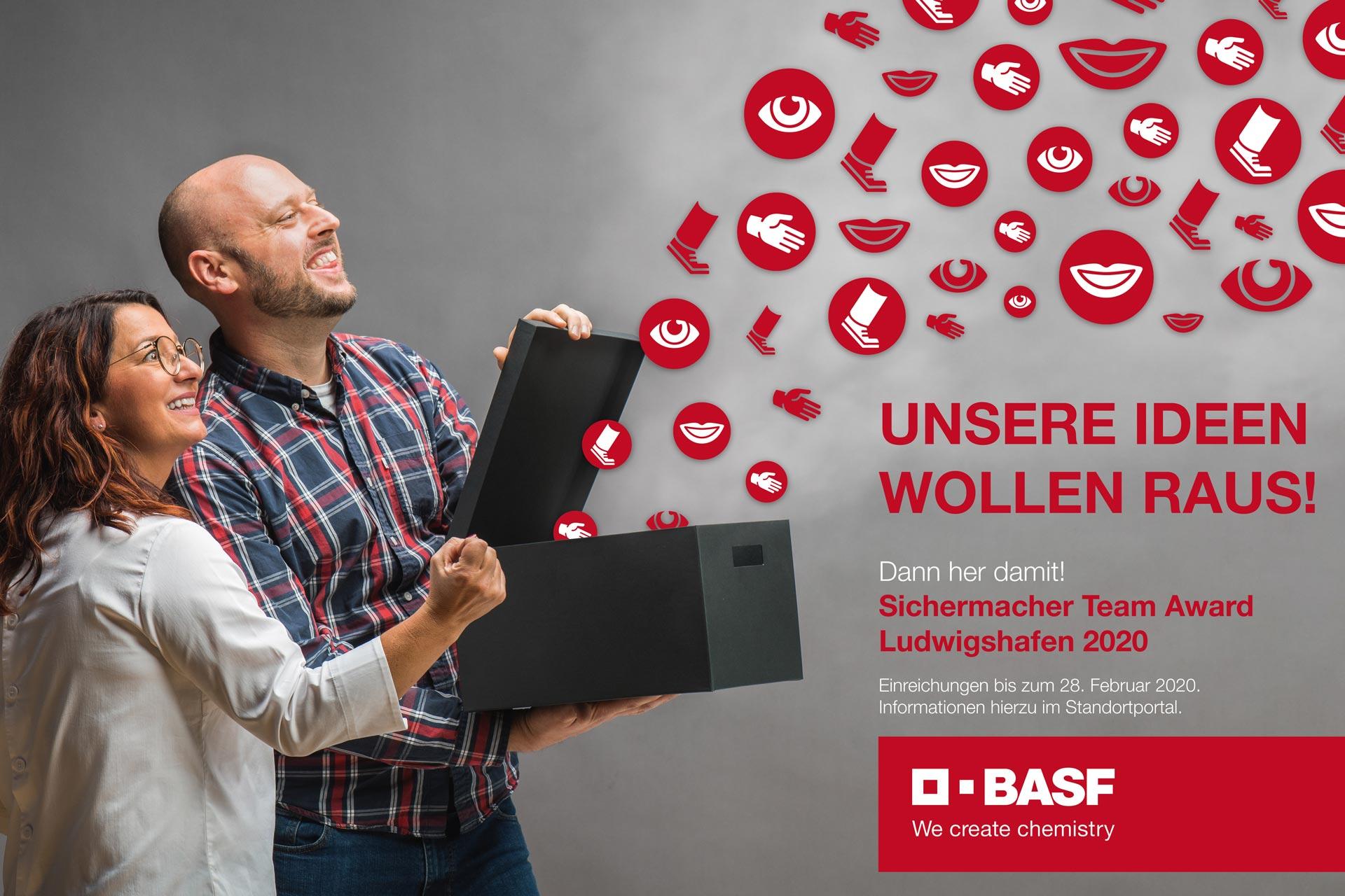Agentur Ressmann | BASF Globale Sicherheitstage 2020