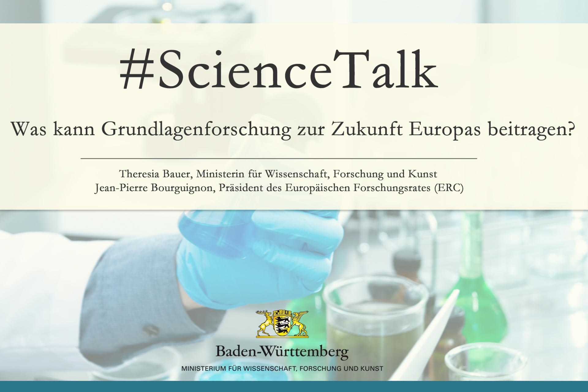 Agentur Ressmann | Science Talk | Online Format
