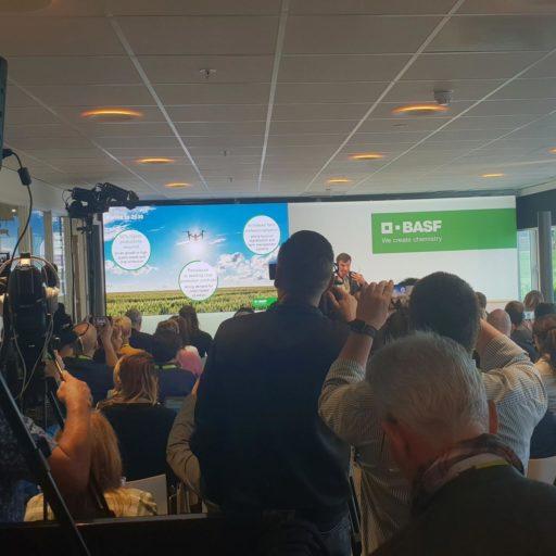 Agentur Ressmann   BASF Pressekonferenz USA