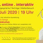 Agentur Ressmann | Kunsthalle Göppingen | Online