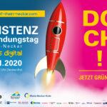 Agentur Ressmann | Existenzgründungstag Rhein-Neckar 2020 ...goes live