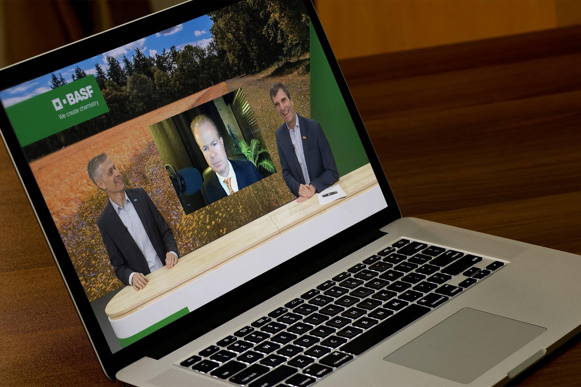 Agentur Ressmann | BASF Agricultural Solutions Livestream EMEA 02