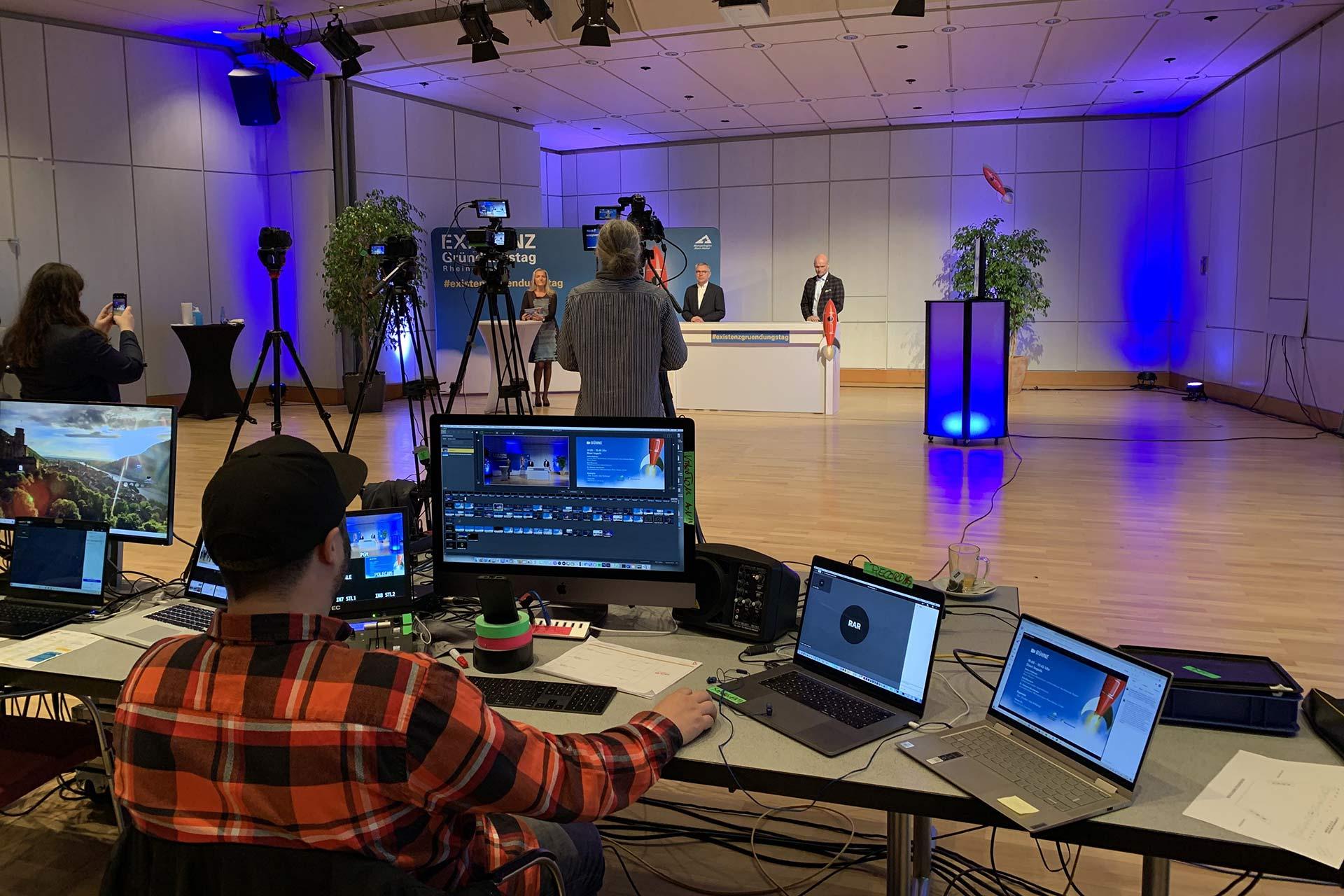 Agentur Ressmann   Existenzgründungstag Rhein-Neckar 2020 live 01