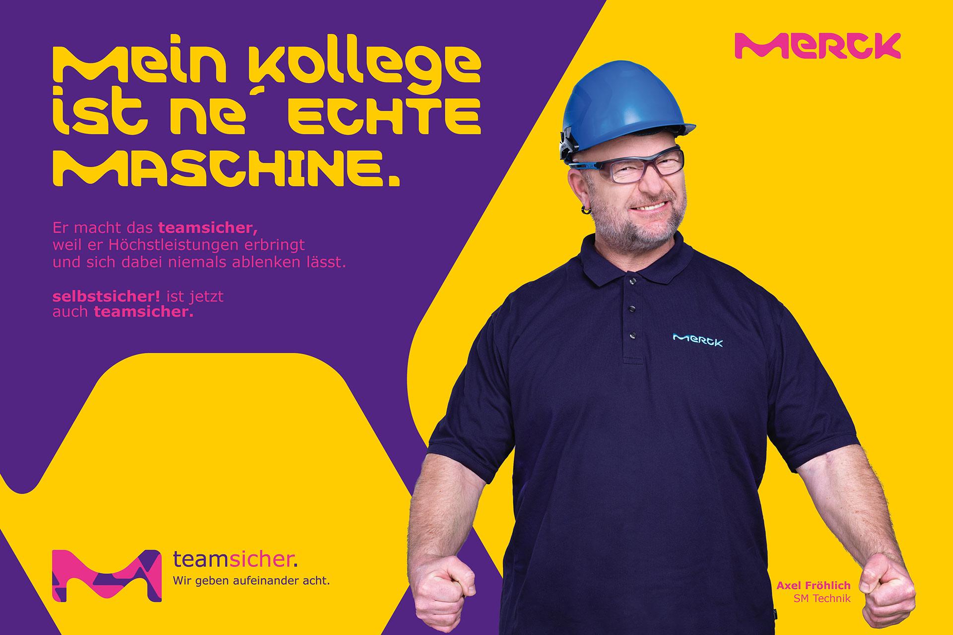 Agentur Ressmann | Merck Mitarbeiterkampagne 07