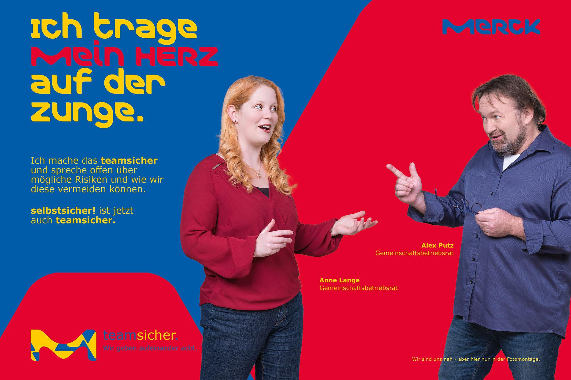 Agentur Ressmann | Merck Mitarbeiterkampagne 12