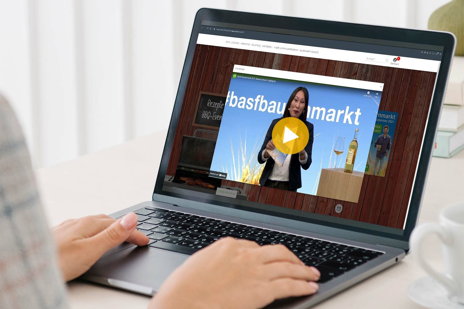 Agentur Ressmann   BASF-Bauernmarkt 1