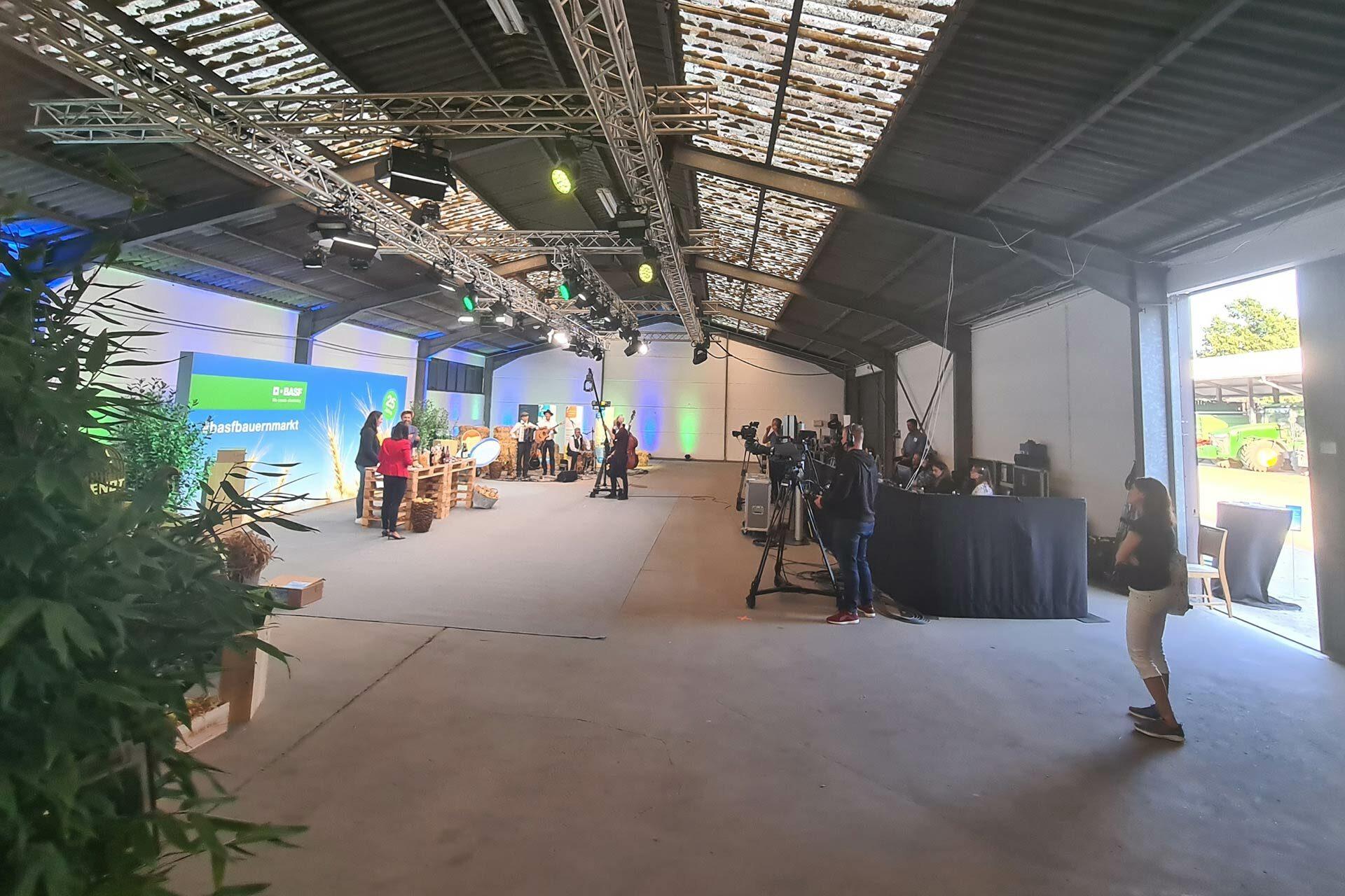 Agentur Ressmann   BASF-Bauernmarkt 2