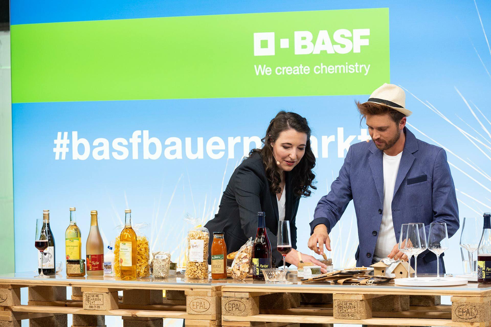 Agentur Ressmann   BASF-Bauernmarkt 5