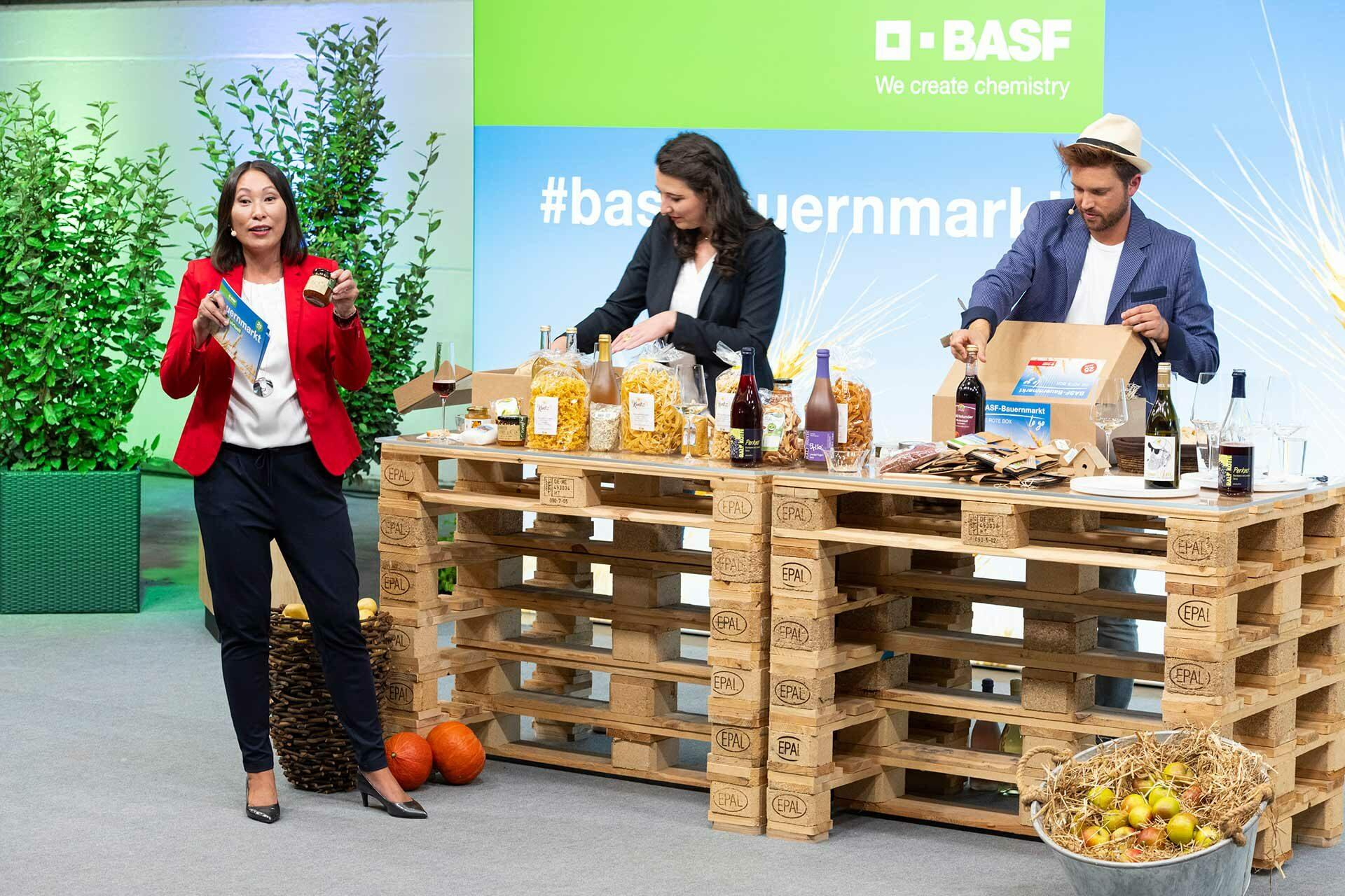 Agentur Ressmann   BASF-Bauernmarkt 6