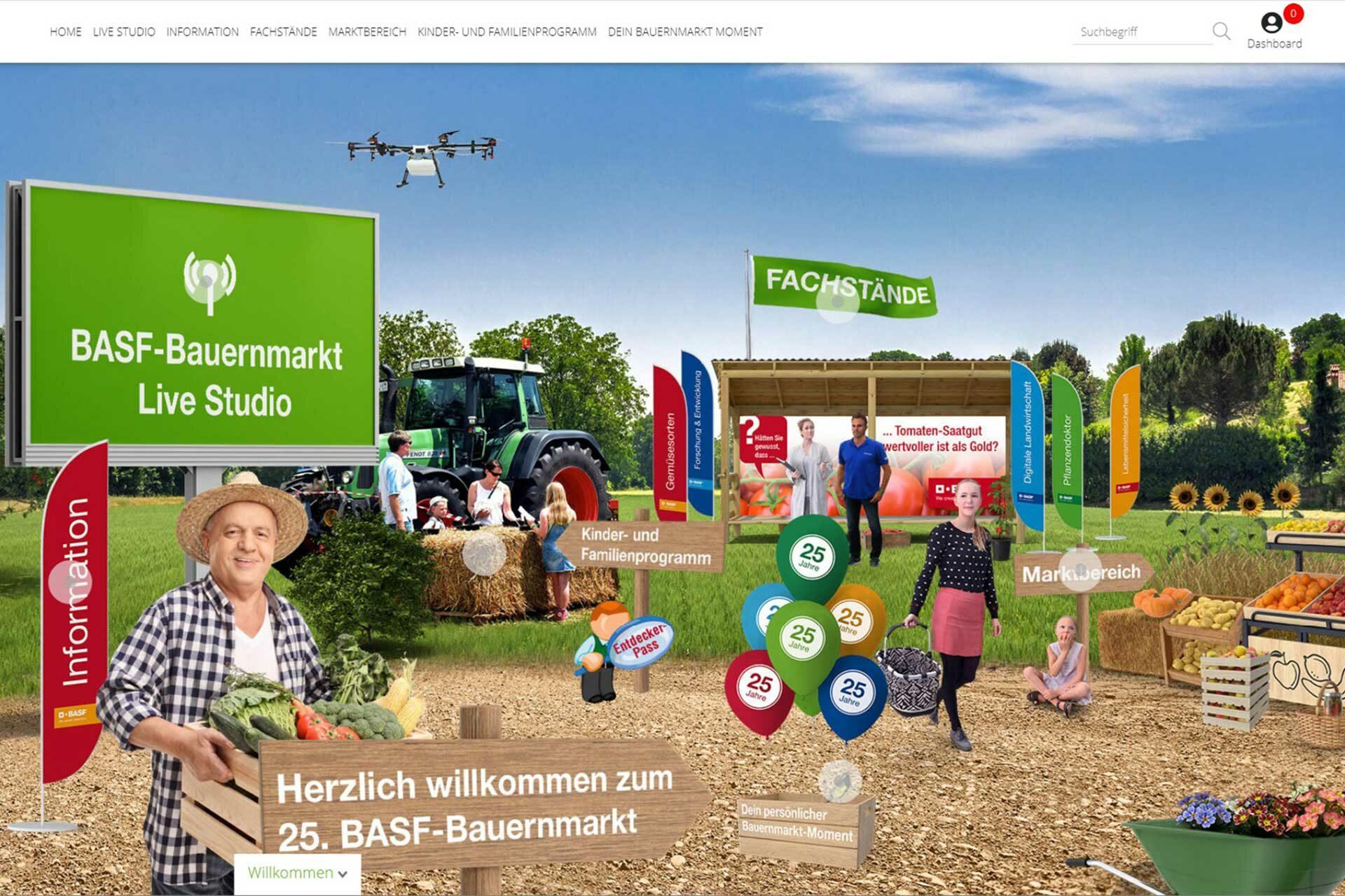 Agentur Ressmann   BASF-Bauernmarkt 9