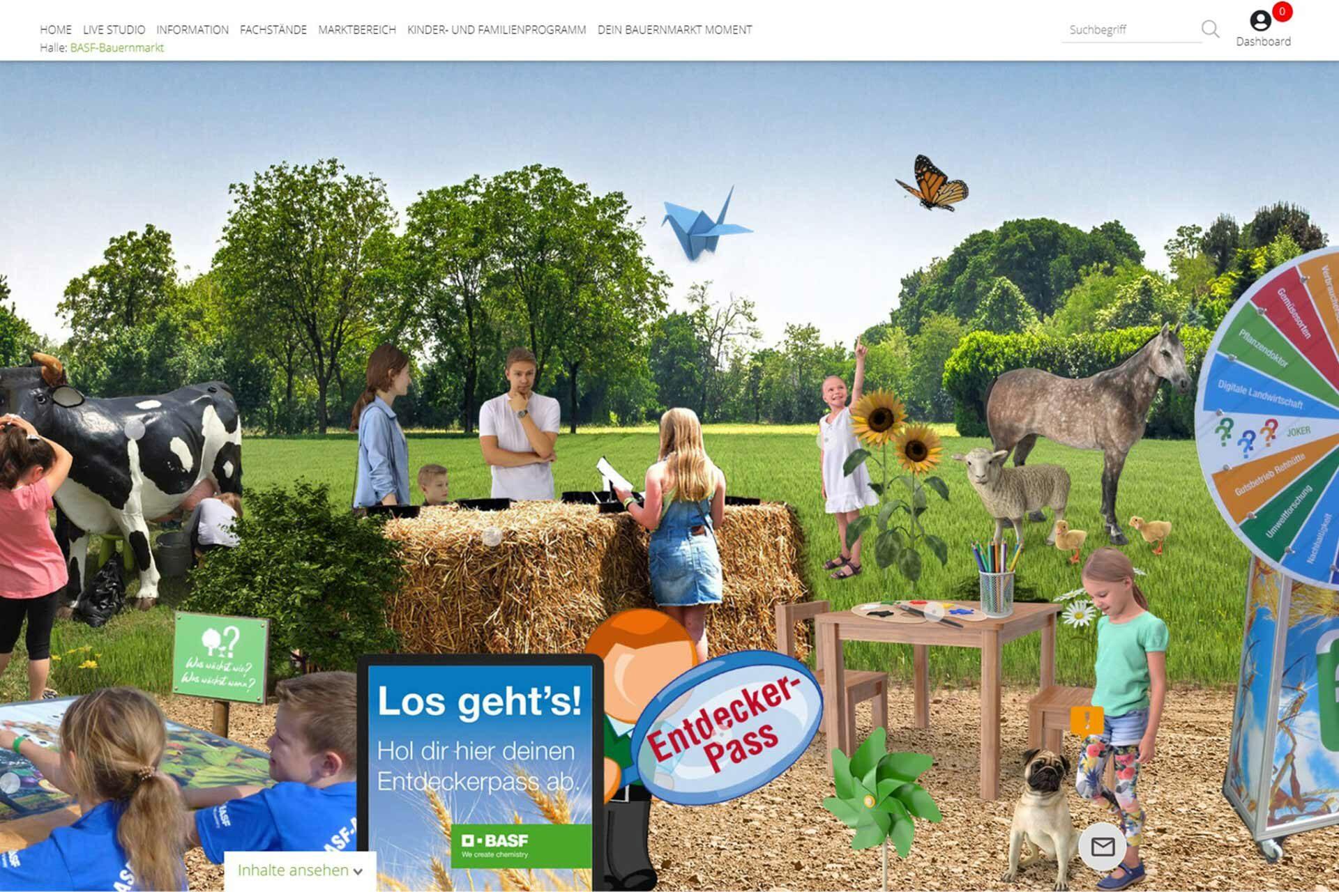 Agentur Ressmann   BASF-Bauernmarkt 12